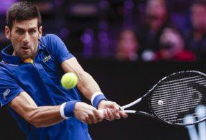Novak Djokovic debutó con victoria en Shanghai