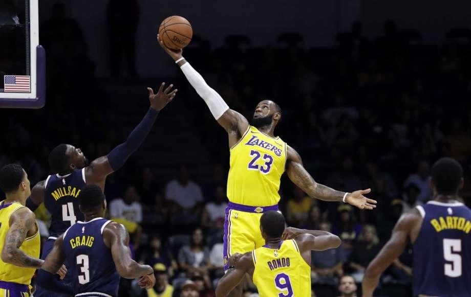 LeBron y los Warriors siguen dominando la NBA