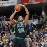 Al Horford anota ocho y toma 10 rebotes en victoria de Celtics ante Knicks