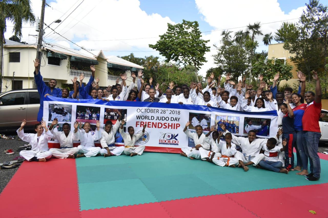Fedojudo realiza actividades en el Día Internacional del Judo