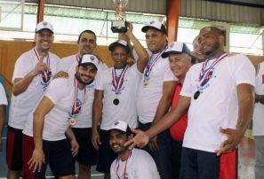 Liga Las Estrellas campeón justa nacional maxibasket