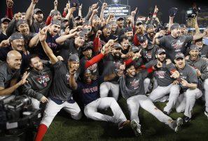 Las Medias Rojas se proclaman campeones de la Serie Mundial