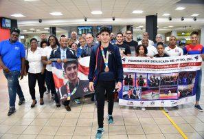 Tornal expresa júbilo por representar a RD en Juegos de la Juventud