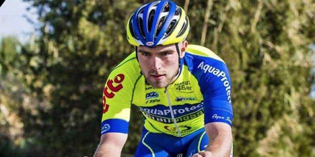 Muere a los 23 años por crisis cardíaca ciclista belga Jimmy Dunquennoy