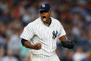 Yankees dominaron a Atléticos y avanzaron a Serie Divisional LA