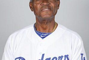 Manny Mota anhela ver a los Dodgers ganar la Serie Mundial