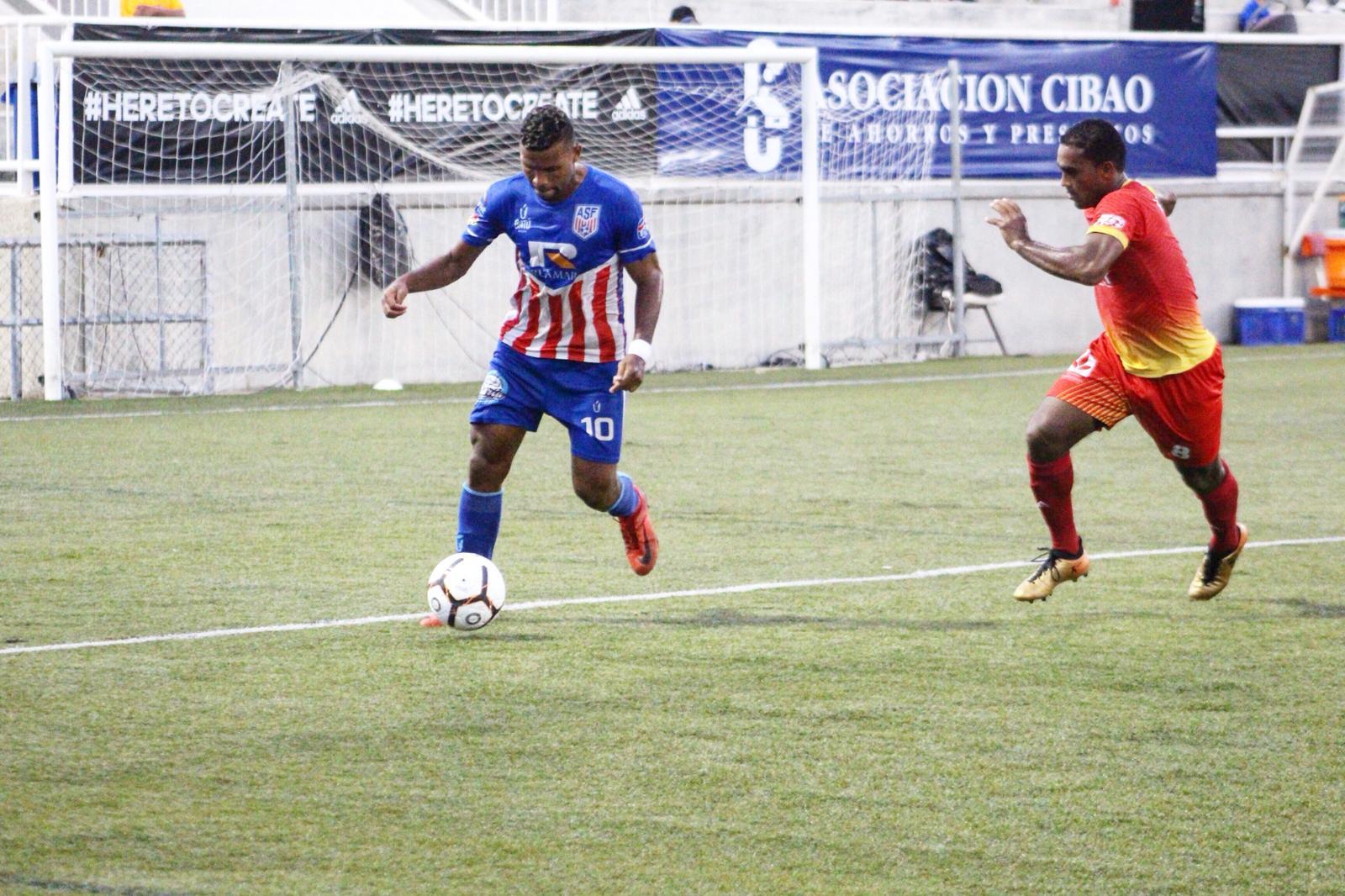 Gol de Bryan Mejía da clasificación a la final de la LDF al Atlético San Francisco