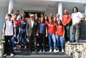 COD designa a Deuri Corniel abanderado Juegos de la Juventud