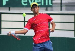 Nick Hard debutará el lunes en torneo de tenis Olímpicos de la Juventud