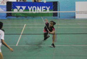 Nairobi y Linarez discutirán el oro Bádminton Santo Domingo Open Junior