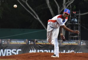 RD enfrenta a China Taipei este jueves en Mundial de Béisbol Sub-23