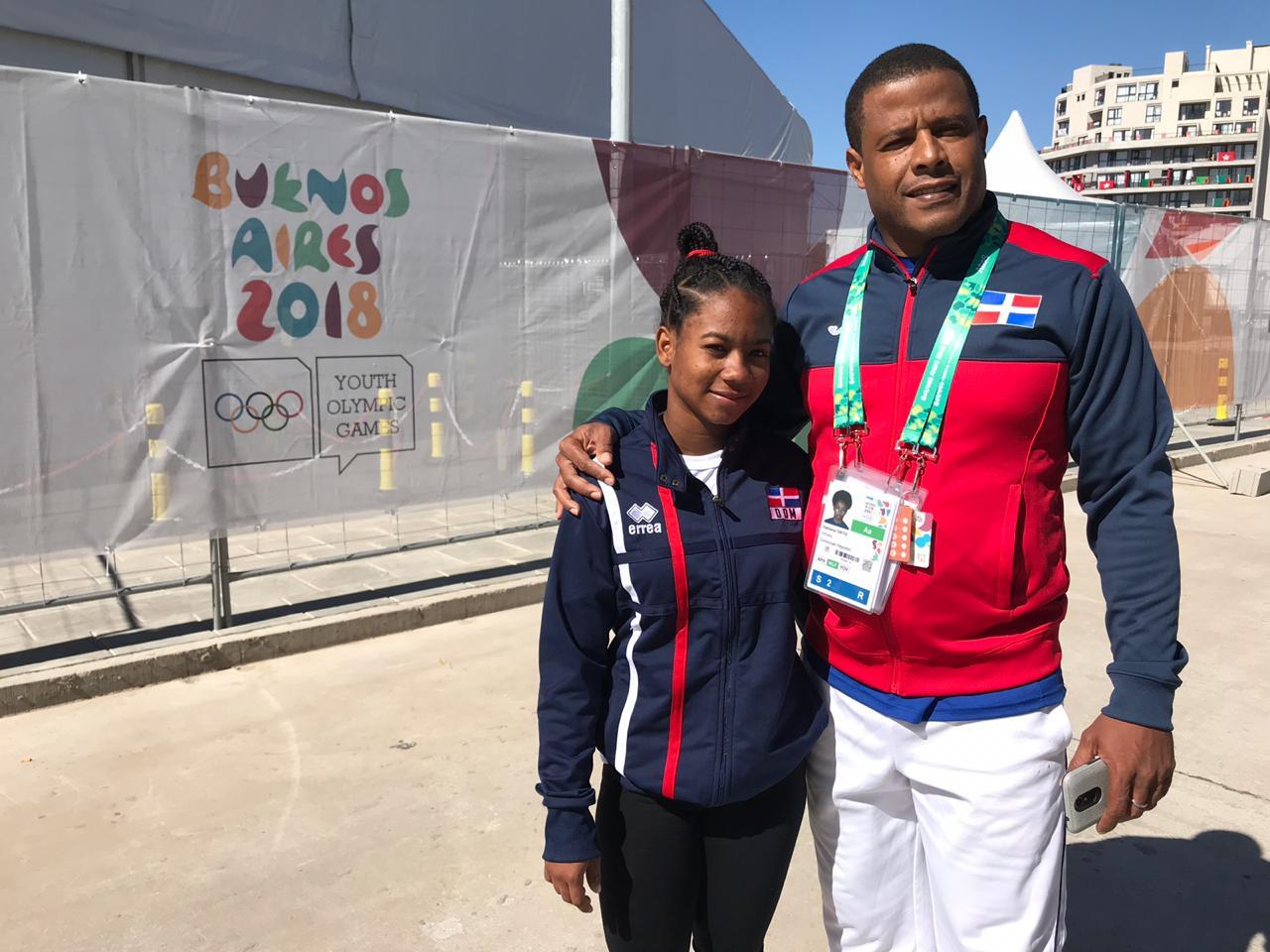 Pesista Ortiz termina cuarta; Hardt triunfa en dobles Juegos Juventud
