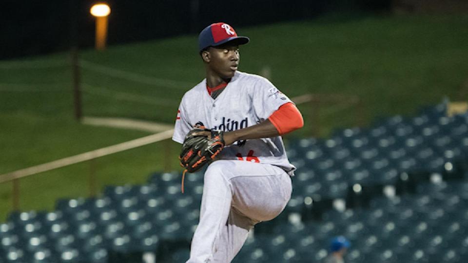 Franklyn Kilomé, prospecto de los Mets, se sometió a una cirugía Tommy John