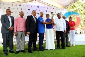 Antorcha Olimpiadas Especiales se paseará por 20 provincias