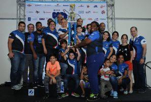 Club Naco consigue 35 medallas en oro en copa judo internacional
