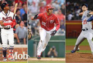 Jugadores de RD podrían ser elegidos Novatos del Año de Grandes Ligas