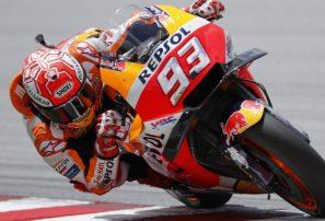 Marc Márquez gana el Gran Premio de Malasia de Moto GP