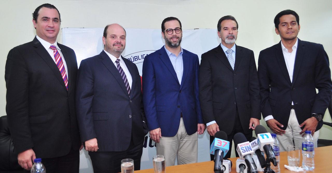 Dinardo Rodríguez designado director Liga Dominicana de Fútbol