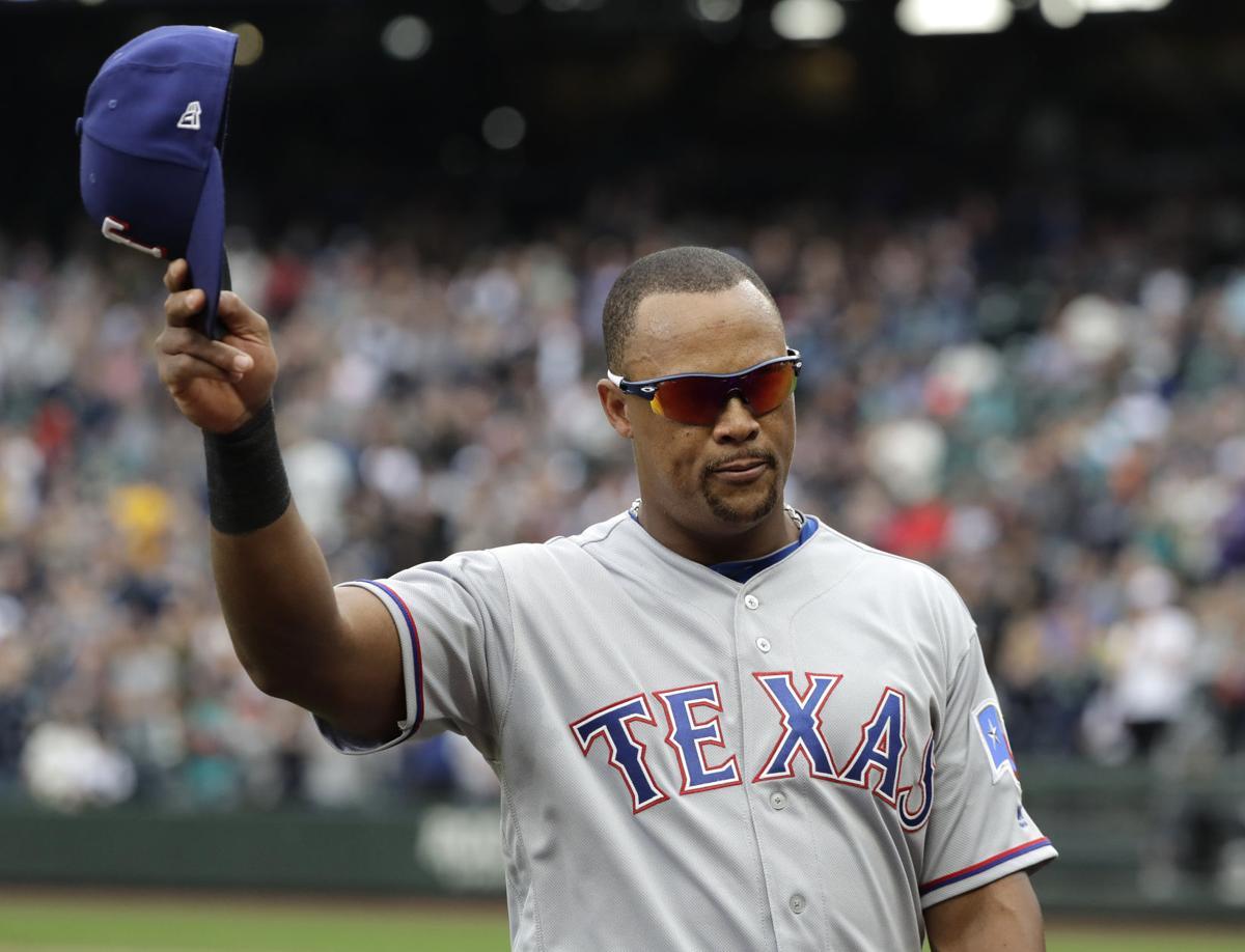 Águilas felicitan a Adrián Beltré por su brillante carrera en el béisbol