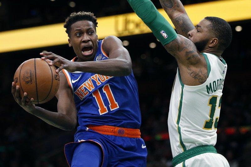 Horford anotó 19, pero problemas de los Celtics continúan
