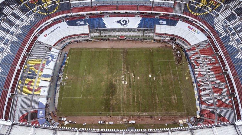 Decepción en México luego de cancelarse juego de NFL