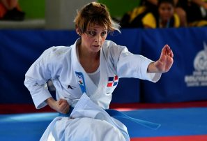 María Dimitrova cayó en la disputa del bronce en kata en el Mundial de Karate