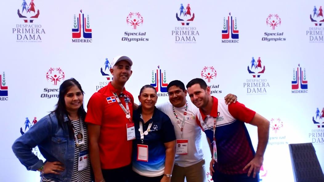 Realizan Congreso Global de Atletas de Olimpiadas Especiales