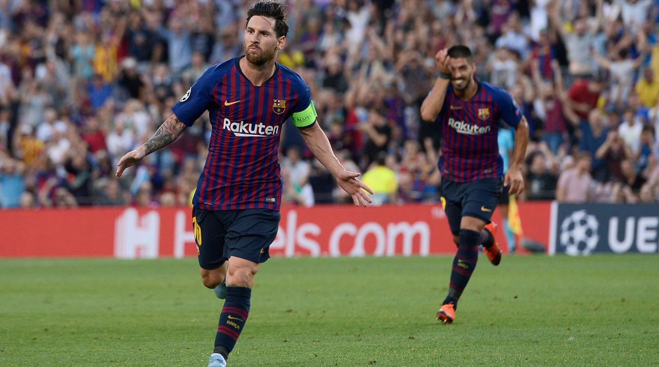 Messi regresará a juego este domingo ante el Betis