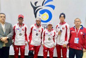 Atletas de wushu ganan cuatro medallas en Panam Argentina