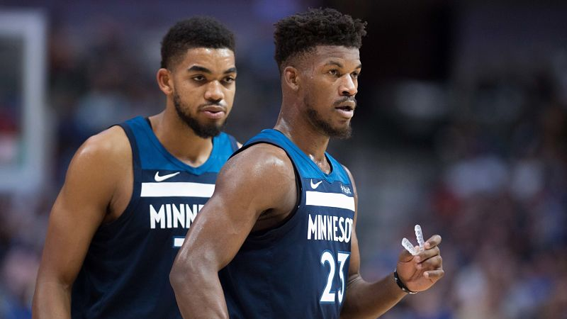 Karl-Anthony Towns dice Minnesota echara de menos a Butler