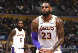 LeBron James admite su bache en los tiros libres