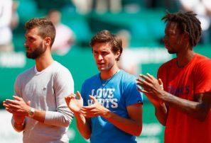 Simon, Monfils y Paire quedan fuera de la final de la Copa Davis
