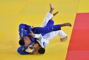 Judocas conocen rivales para Grand Slam de Osaka este viernes