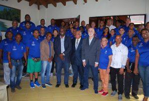Dan apertura a curso Administración Deportiva dirigentes atletismo