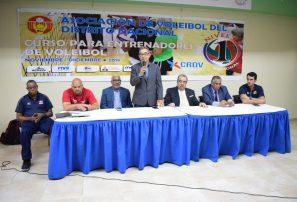 Asovodina concluye con éxito curso entrenadores