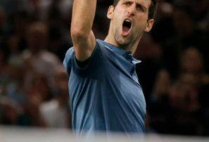 Épica final de París entre Djokovic y Federer fue ganada por el serbio