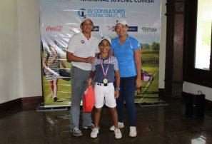 Kim y Rodríguez ganan segunda parada Tour Juvenil