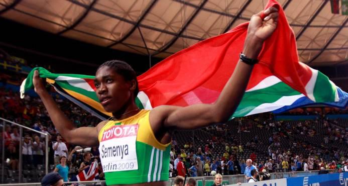 Semenya dice normas de testosterona de IAAF matan a nuevas generaciones