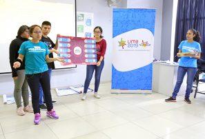 Panam Lima da inicio a capacitación del programa de voluntarios