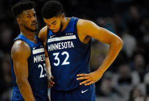 Timberwolves acuerdan cambiar a Jimmy Butler a 76ers