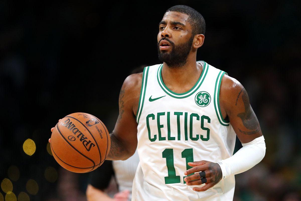 NBA impone multa de $25 mil a Kyrie Irving por lanzar un balón a las gradas