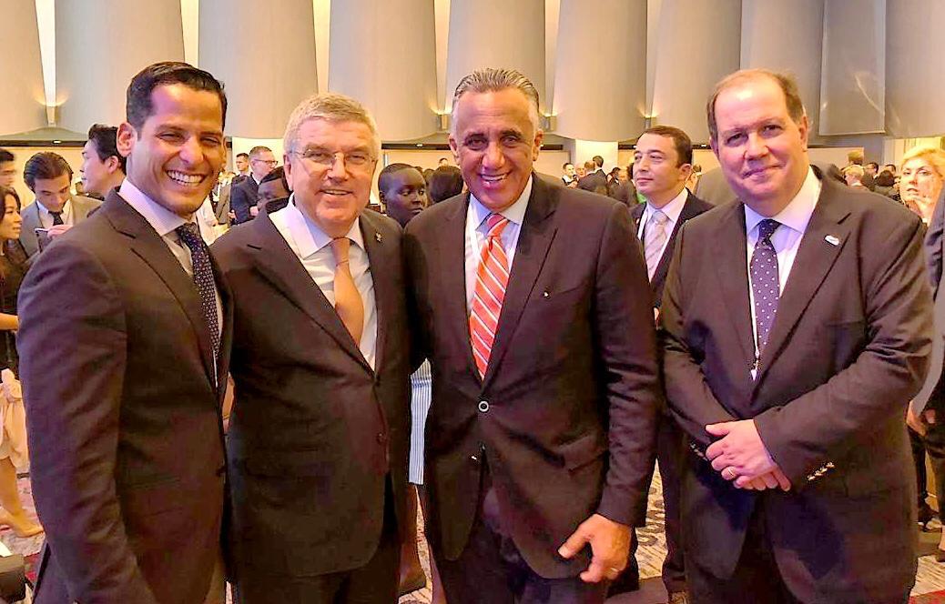 COD, CRESO y MIDEREC unidos en Asamblea Anual Comités Olímpicos
