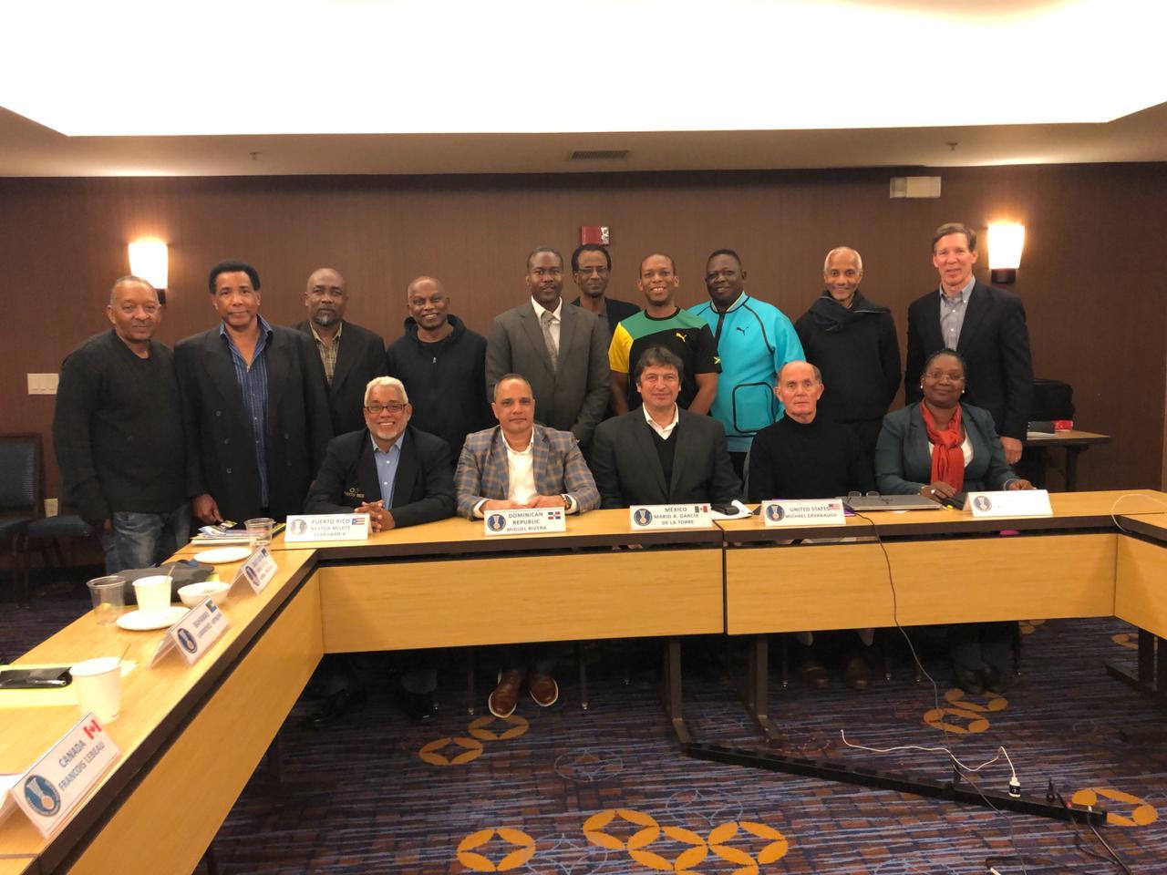 Comisión Balonmano de América y El Caribe asigna sedes 2019