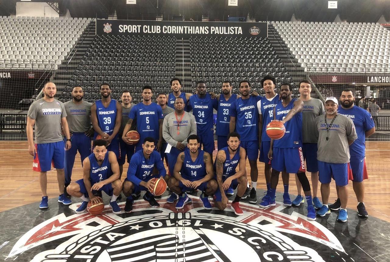 Selección RD queda definida para ventana FIBA