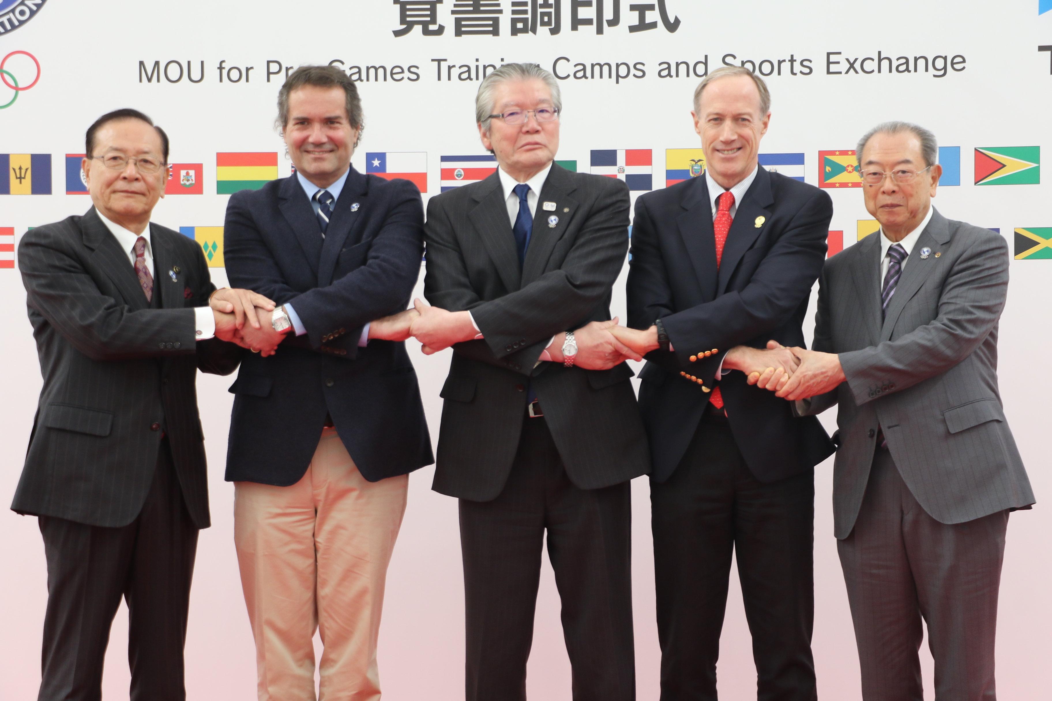 Asamblea ACNO: Japón y Las Américas, unidos por el deporte