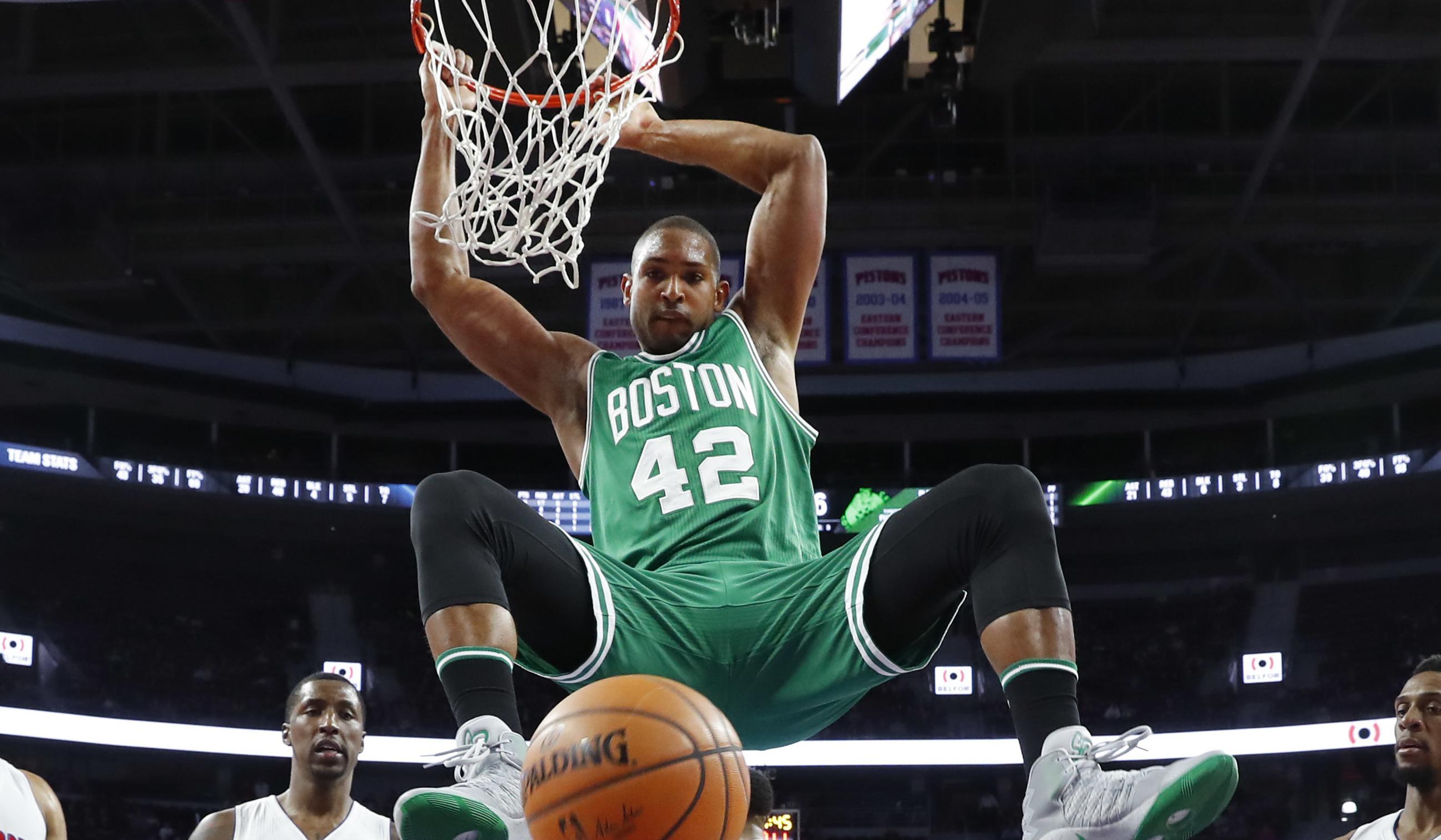 Horford anota su mayor total de puntos y Towns vuelve a brillar en la NBA
