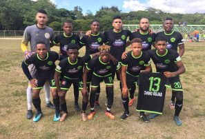 Club 6 de Febrero derrota 2-0 al Santiago Junior en Serie B