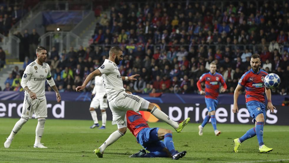Mourinho amarga a la Juventus y el Real Madrid resucita en la Champions