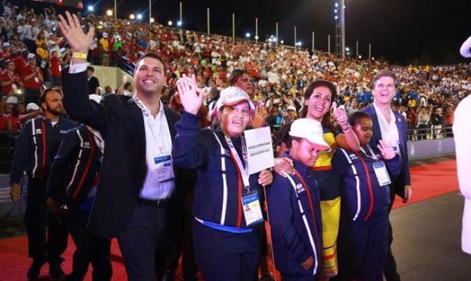 Inicia la fiesta mundial de la inclusión de Olimpiadas Especiales en RD