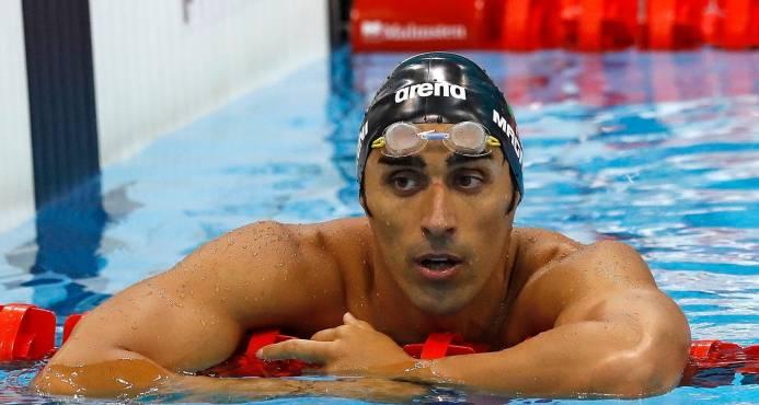 Imponen cuatro años por dopaje a ex campeón mundial natación